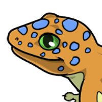 """Spotted Head"" male mutation of Gekko"