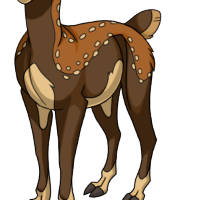 Fawn Body male mutation of undefined